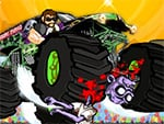 Monster Truck Crusher Zombie