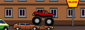 Monster Truck Coprifuoco Game
