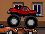 Toque de queda Monster Truck