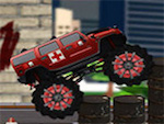 Monster Truck escouade d'intervention