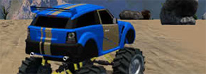 Monster Truck Rally Gry