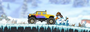 Monster Truck Estaciones Game