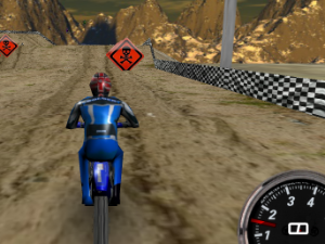 Motocross Unleashed-3d