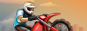 MotoX Fun Ride Game