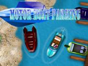 Estacionamento para barcos a motor