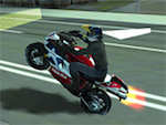 Moto VS polizia
