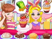 My Cupcake Shop restaurant story games