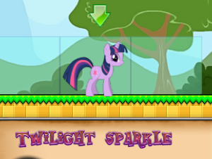 My Little Pony en ligne