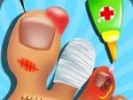 Médico de uñas