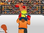 Campeonato de boxeo de Naruto