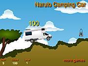 Samochód kempingowy Naruto