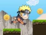 Naruto treinamento de salto