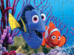 Nemo Puzzle de pescado