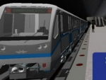 New Metro simulatore 3D