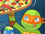 Pizza Kuin Turtle Do