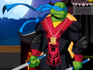 Ninja Turtles Dressup