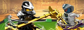 Ninjago Energia Spear 2 Game