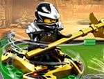 Ninjago Energy Spear 2