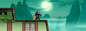 Lego Ninjago Besitz Game