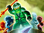 Lego Ninjago Besittelse