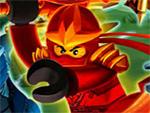Ninjago Viper rotura violenta