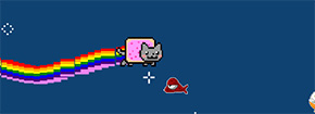 Nyan Cat Fever Game