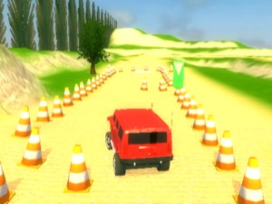 Offroad Driving HD