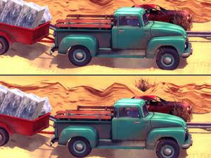 Differenze di camionati offroad