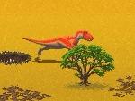Un homme et son Dinosaur