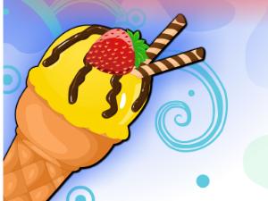 Папа сладолед