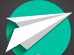 Paper Plane vôo