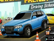 Estacionamiento Frenzy Driving School