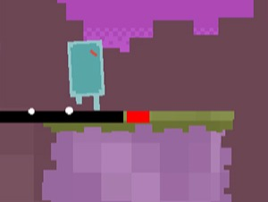 Pixel Stickman