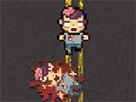 Los zombis píxel