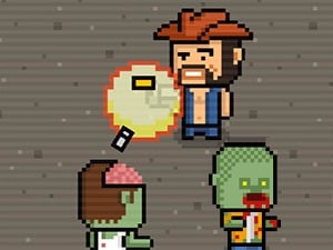 Piksel Zombie Shooter