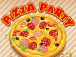 Fiesta de pizza