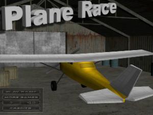 Carrera de avión