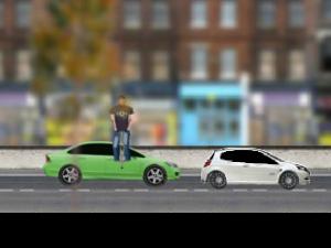 Pogo Car Crush Juego
