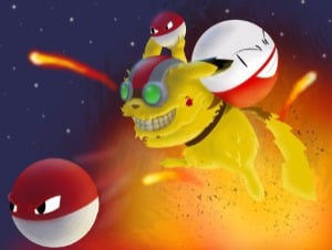 Pokémon League of Legends