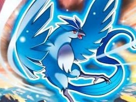 Pokemon Roter Frost
