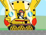 Pokemon Battle Tank