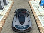 Estación de Policía Aparcamiento