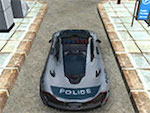 Delegacia de Polícia Estacionamento