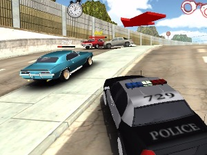 La polizia vs ladro Hot Pursuit