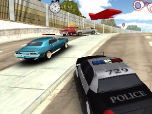 Policía vs ladrón Hot Pursuit
