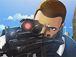 Formação da Polícia Sniper