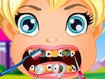Polly Pocket en el dentista