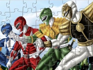 Jigsaw di Power Rangers