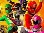 Power Rangers Super Strike