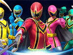 Power Rangers Transformation
